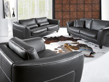 lounge aus eigenen werkst tten in ihrem segm ller einrichtungshaus. Black Bedroom Furniture Sets. Home Design Ideas