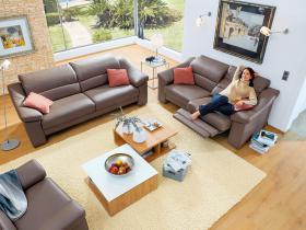 sofas couches in ihrem segm ller einrichtungshaus. Black Bedroom Furniture Sets. Home Design Ideas
