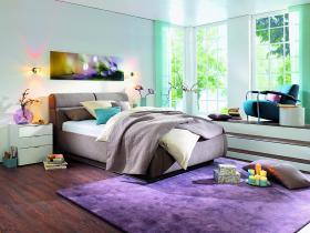 la notte polsterbetten aus eigenen werkst tten in ihrem. Black Bedroom Furniture Sets. Home Design Ideas