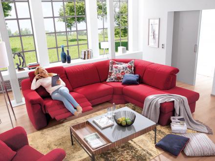 recliners aus eigenen werkst tten in ihrem segm ller einrichtungshaus. Black Bedroom Furniture Sets. Home Design Ideas