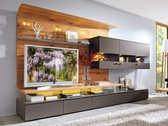 wohnw nde im einrichtungshaus. Black Bedroom Furniture Sets. Home Design Ideas