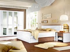 Zeitloses Schlafzimmer