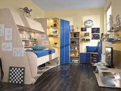 kinderzimmer m bel im einrichtungshaus. Black Bedroom Furniture Sets. Home Design Ideas