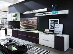 design wohnwand - Stylische Wohnwand