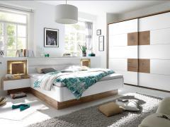 Trendiges Schlafzimmer