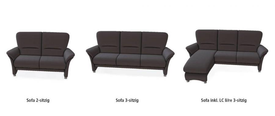sofas couches in ihrem segm ller einrichtungshaus. Black Bedroom Furniture Sets. Home Design Ideas
