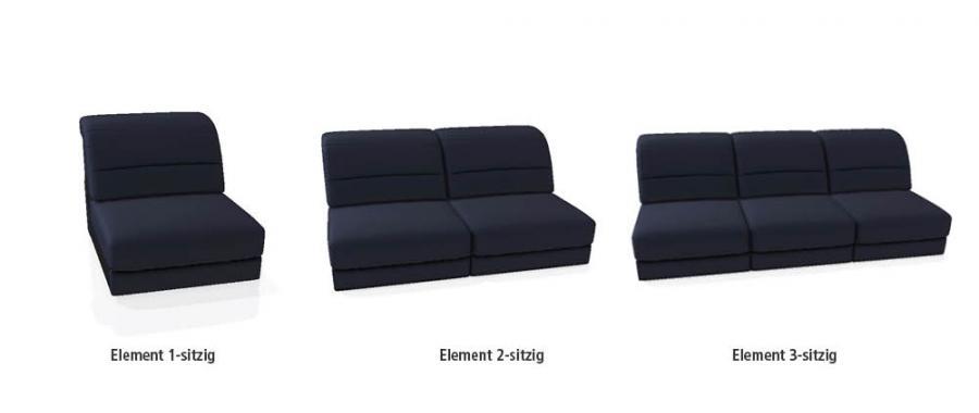 Sitzelemente Couch : Sofas couches in ihrem segm?ller einrichtungshaus