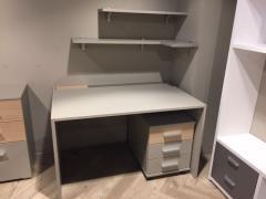 Loop Schreibtischkombi