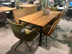 Tischgruppe Musterring Stuhlwerk 2.0