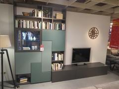 Boegner Anbaukombination Bibliotheka
