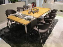 Hülsta Tischgruppe T70 + S500