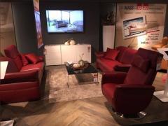 Rom 2x Zweisitzer Sofa Lumino