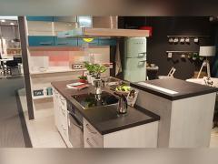 Inselküche Blue ConceptEllen