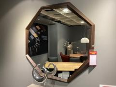 Emerald Wood Cattelan Spiegel